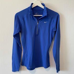 Nike Quarter Zip Sweater